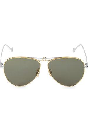 Loewe Women's 61MM Aviator Sunglasses