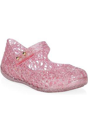 Mini Melissa Baby's & Girl's Dance Machine Ballerina Flats - - Size 7 (Baby)