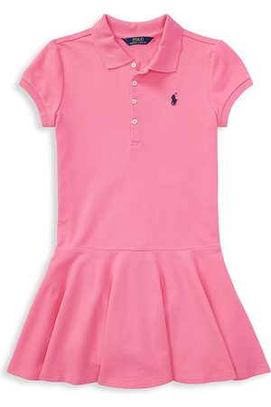Ralph Lauren Little Girl's & Girl's Polo Dress - - Size 6