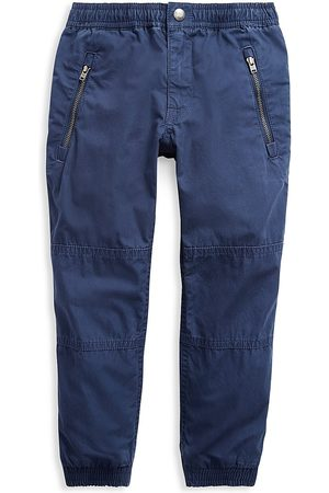 Ralph Lauren Little Boy's Cotton Poplin Jogger Pants - - Size 6