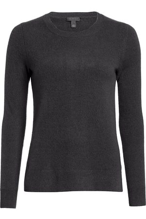 Saks Fifth Avenue Women's COLLECTION Cashmere Roundneck Sweater - - Size XS