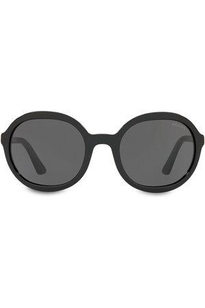 Prada Women's Heritage 56MM Round Sunglasses