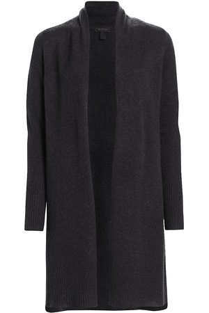 Saks Fifth Avenue Women's COLLECTION Cashmere Duster - - Size Small