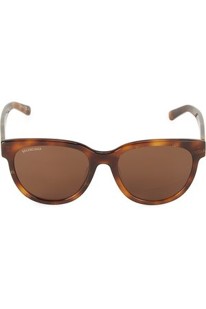 Balenciaga Women Square - Women's 54MM Square Sunglasses