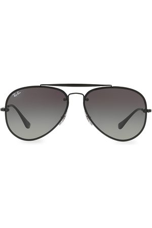 Ray-Ban Women's RB3584 61MM Blaze Aviator Sunglasses