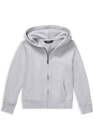 Ralph Lauren Little Girl's French Terry Hoodie - - Size 2