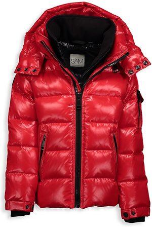 SAM. Little Boy's Glacier Down Puffer Jacket - - Size 6