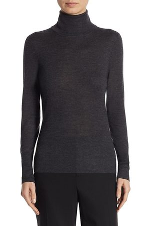 Saks Fifth Avenue Women's COLLECTION Cashmere Turtleneck Sweater - - Size XS