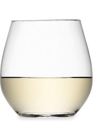 LSA Set of Four Stemless Wine Glasses