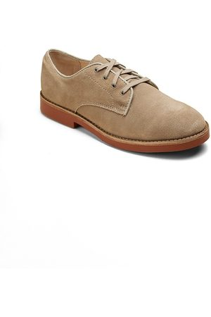 Ralph Lauren Little Boy's & Boy's Suede Oxfords - - Size 12 (Child)