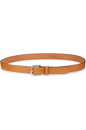 Isabel Marant Women's Zap Leather Belt - - Size 90 (Medium)