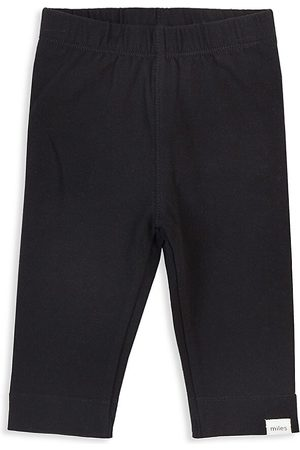 Miles Baby Baby's & Little Kid's Miles Basic Organic Cotton Stretch Leggings - - Size 18 Months