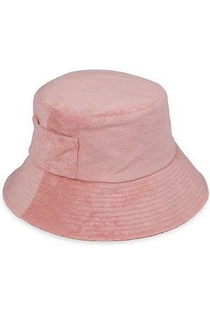 Lack of Color Women's Wave Terry Cloth Bucket Hat - - Size Small-Medium