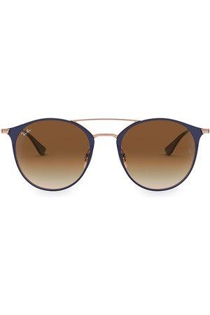 Ray-Ban Women's RB3546 52MM Highstreet Round Sunglasses