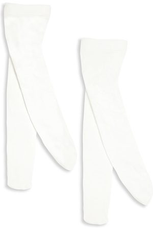 Ralph Lauren 2-Pack Tights - - Size 7-10
