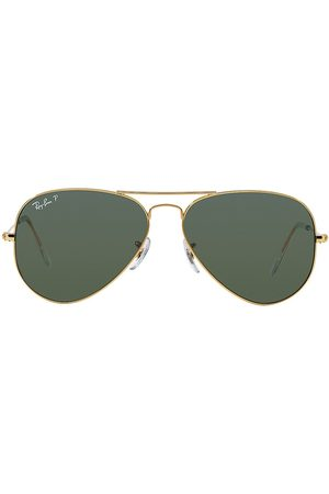 Ray-Ban Women's RB3025 62MM Original Aviator Polarized Sunglasses
