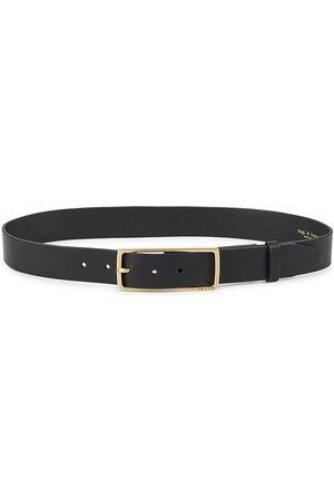 RAG&BONE Women's Rebound Leather Belt - - Size Large