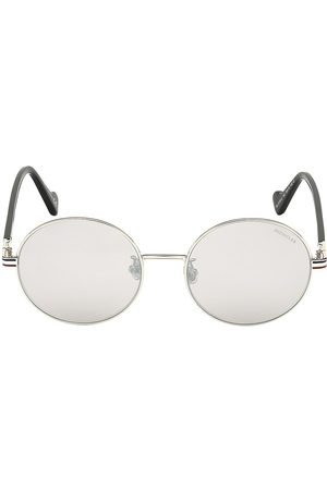 Moncler Women's 56MM Round Sunglasses