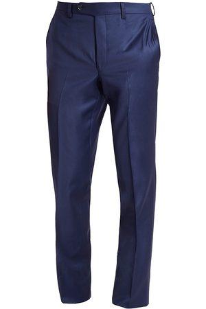 Saks Fifth Avenue Men's COLLECTION Wool Dress Pants - - Size 33 R