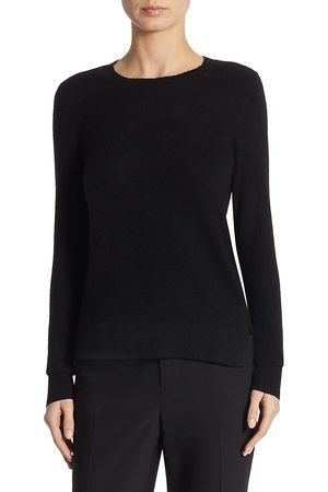 Saks Fifth Avenue Women's COLLECTION Cashmere Roundneck Sweater - - Size XL