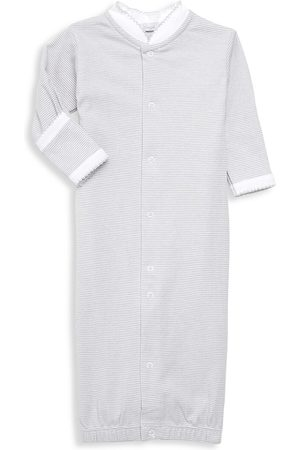 Royal Baby Baby's Striped Convertible Gown
