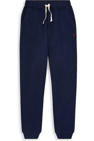 Ralph Lauren Boys Sweatpants - Little Boy's & Boy's Fleece Jogging Pants - - Size Medium (10-12)