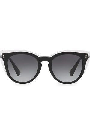 VALENTINO Women's 50MM Cat Eye Sunglasses