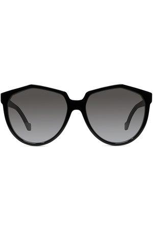 Loewe Women's 59MM Angular Round Sunglasses