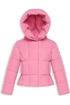 Moncler Little Girl's & Girl's Down Puffer Jacket - - Size 12