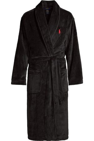 Polo Ralph Lauren Men's Plush Shawl Collar Robe - - Size Large-XL