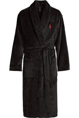 Polo Ralph Lauren Men's Plush Shawl Collar Robe - - Size Large-XL