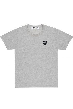 Comme des Garçons Women's Heart T-Shirt - - Size XS