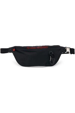 Alexander McQueen Men's Baltico Nylon Belt Bag