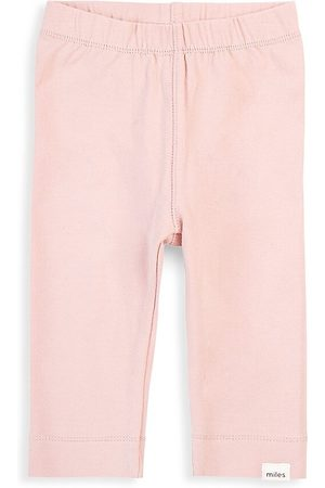 Miles Baby Baby's & Little Girl's Stretch Cotton Leggings - Light - Size 3