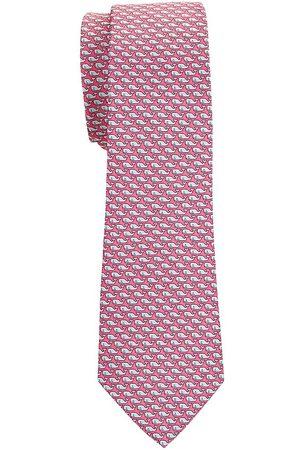 Vineyard Vines Whale Print Tie