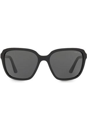 Prada Women's Heritage 58MM Square Sunglasses