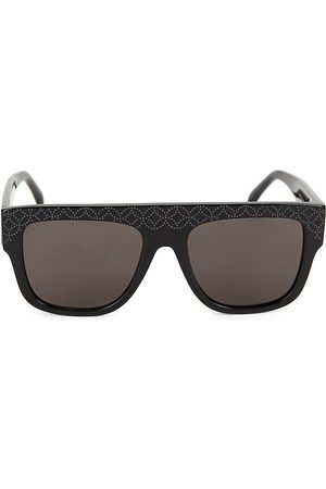 Alaïa Women's Larabesque 54MM Square Sunglasses