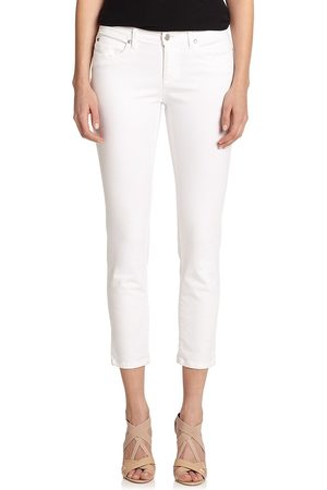 Eileen Fisher Women's System Slim-Fit Ankle Jeans - - Size 24 W