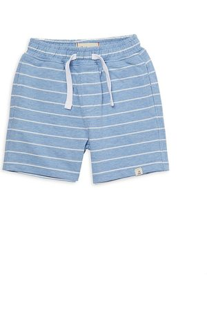 Me & Henry Baby, Little Boy's & Boy's Striped Drawstring Shorts - - Size 16