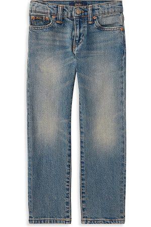 Ralph Lauren Little Boy's & Boy's Hampton Slim-Fit Jeans - - Size 4T