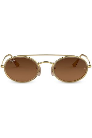 Ray-Ban Women's RB3847 52MM Oval Sunglasses