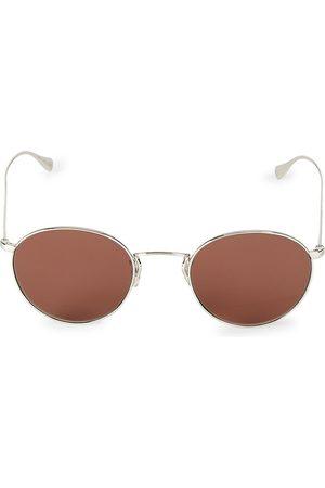 Oliver Peoples Women's Coleridge 50MM Round Sunglasses