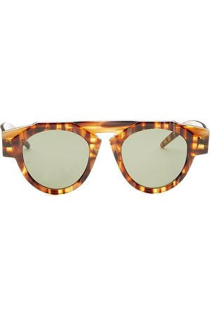 Smoke X Mirrors Women's x FIORUCCI Round Sunglasses