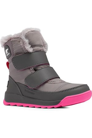 sorel Little Girl's & Girl's Whitney Faux Fur-Lined Boots - - Size 12 (Child)