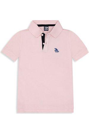 Tom & Teddy Little Boy's & Boy's Classic Polo Shirt - - Size 5-6