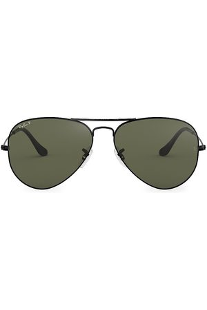 Ray-Ban Women's RB3025 55MM Aviator Sunglasses
