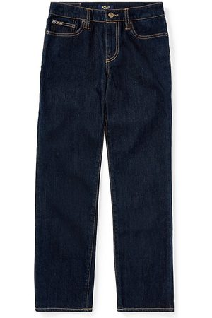 Ralph Lauren Little Boy's & Boy's Hampton Straight Stretch Jeans - - Size 2