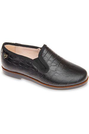 Venettini Little Kid's & Kid's Croc Embossed Slip-On Shoes - - Size 34 EU (2.5 Child US)