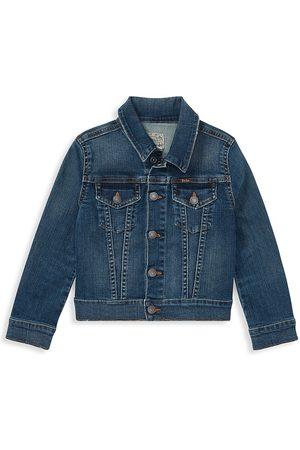 Ralph Lauren Girl's Denim Jacket - - Size 6X