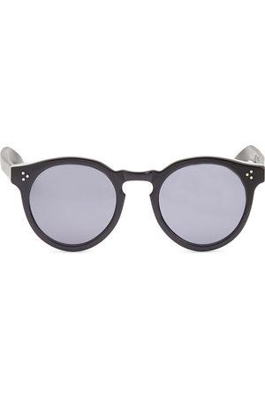 ILLESTEVA Women's Leonard 53MM Round Sunglasses